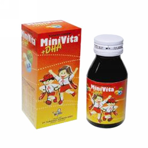 MINIVITA SYRUP 60 ML