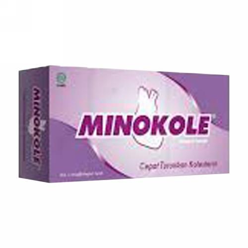 MINOKOL BOX 30 KAPSUL
