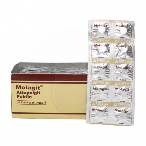 MOLAGIT STRIP 10 TABLET