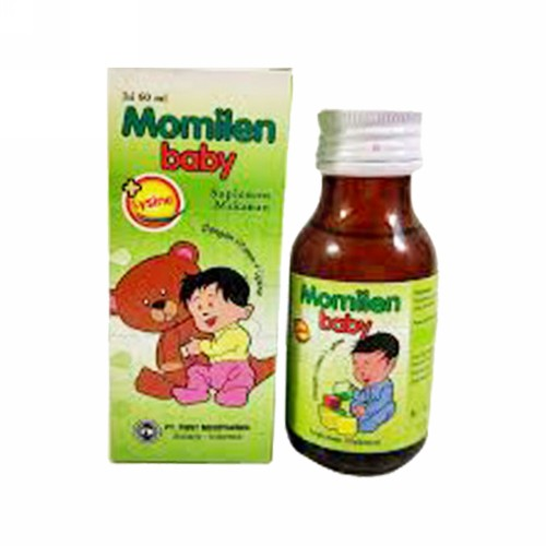 MOMILEN BABY SIRUP 60 ML