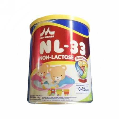 MORINAGA NL-33 USIA 0-12 BULAN 350 GRAM KALENG