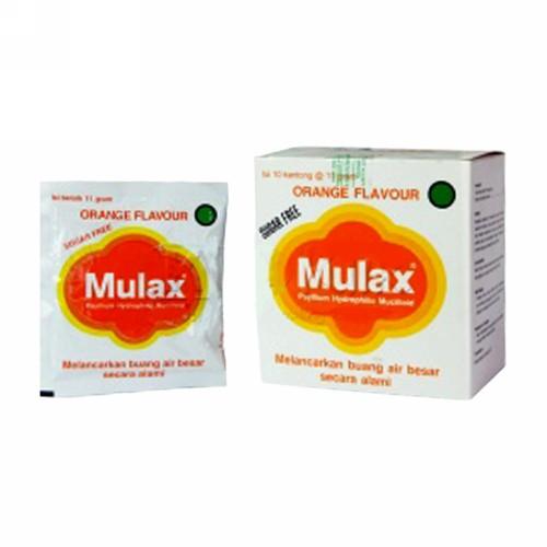 MULAX ORANGE-KOKOKPANDAN 7 GRAM BOX 10 SACHET