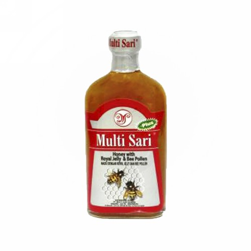 MULTI SARI MADU PLUS 250 ML