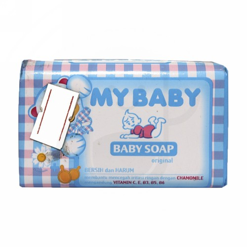 MY BABY SOAP ORIGINAL 70 GRAM DUS