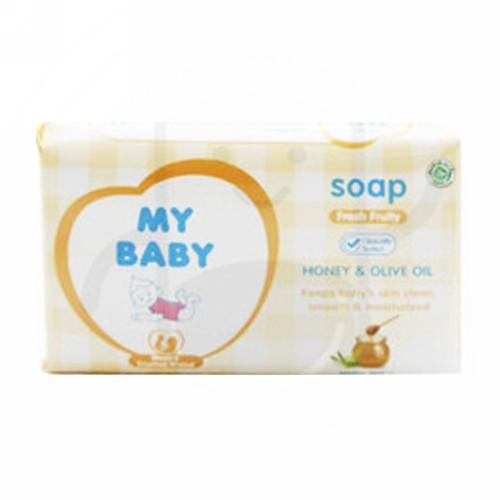 MYBABY SOAP FRESH FRUITY 100 GRAM PACK