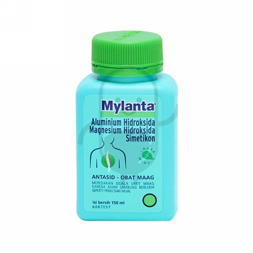 MYLANTA SUSPENSI 150 ML