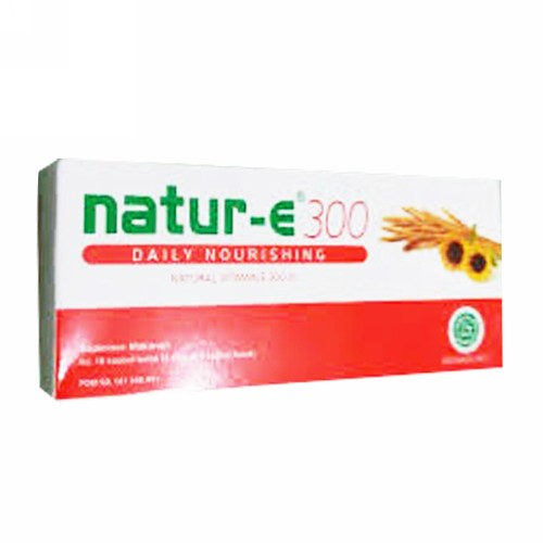 NATUR-E DAILY NOURISHING 300 IU BOX 32 KAPSUL