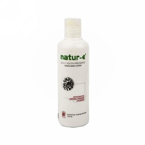 NATUR-E LOTION DAILY YOUTH PRESERVE 245 ML BOTOL