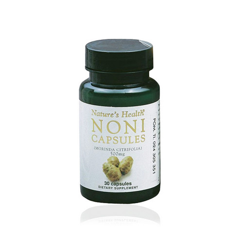 NATURE'S HEALTH NONI 500 MG BOX 30 KAPSUL