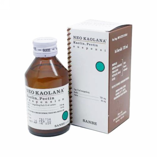 NEO KAOLANA SUSPENSI 120 ML