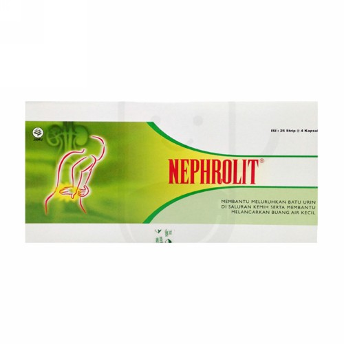 NEPHROLIT BOX 100 TABLET