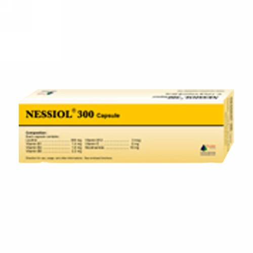 NESSIOL-300 BOX 50 KAPSUL