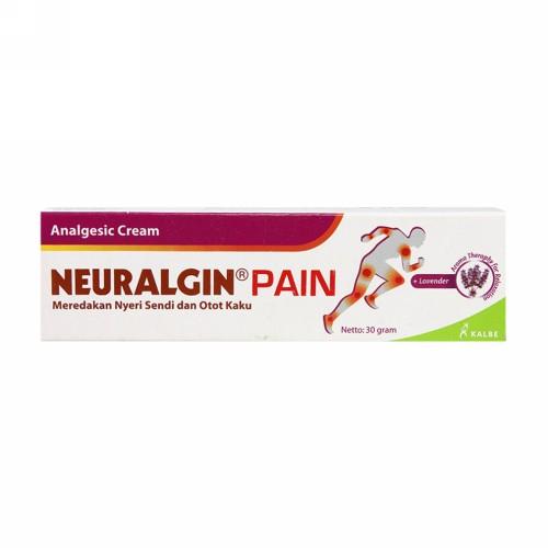 NEURALGIN PAIN TUBE 30 GRAM