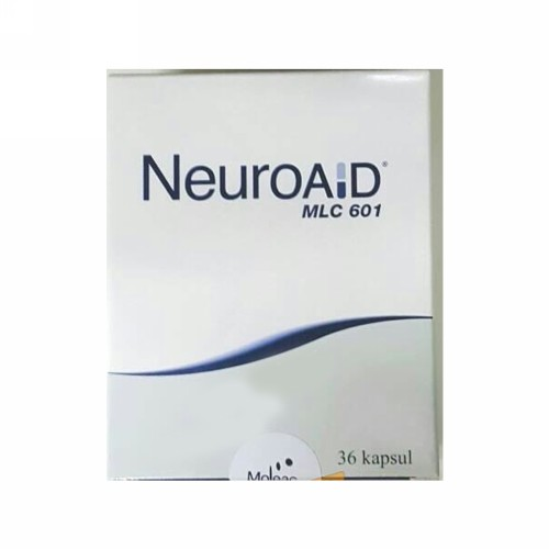 NEUROAID MLC 601 BOX 36 KAPSUL