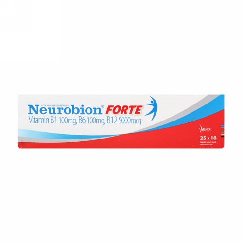 NEUROBION 5000 TABLET BOX