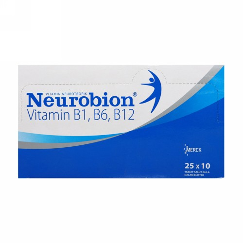 NEUROBION STRIP 10 TABLET