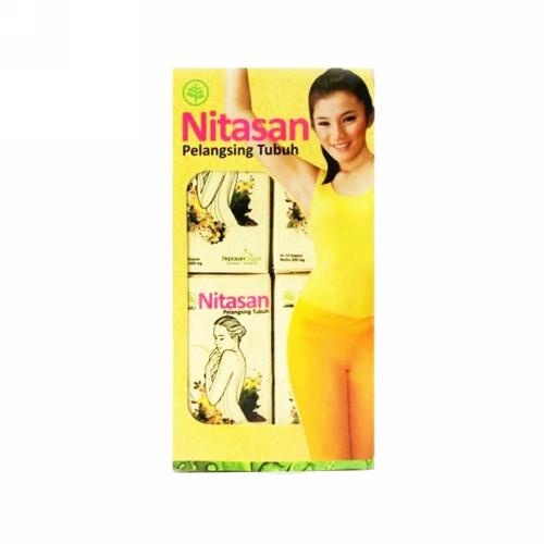 NITASAN BOX 12 KAPSUL