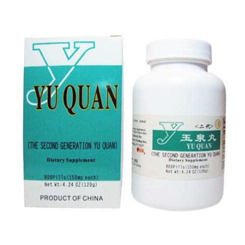 NO. 1 YUQUAN PILLS