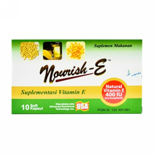 NOURISH-E 400 IU STRIP