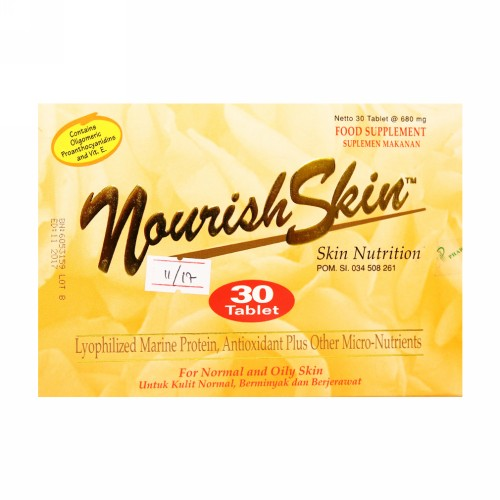 NOURISH SKIN ULTIMATE BOX 15 KAPSUL
