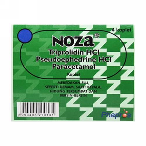 NOZA STRIP 100 KAPLET