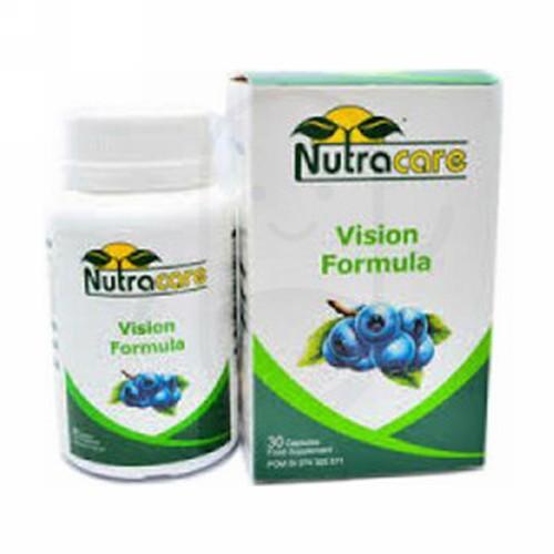 NUTRA CARE VISION FORMULA BOX 30 KAPSUL