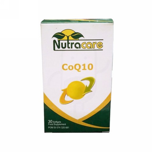 NUTRACARE CO Q10 BOX 30 KAPSUL