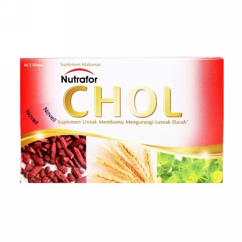 NUTRAFOR CHOL BOX 60 KAPSUL