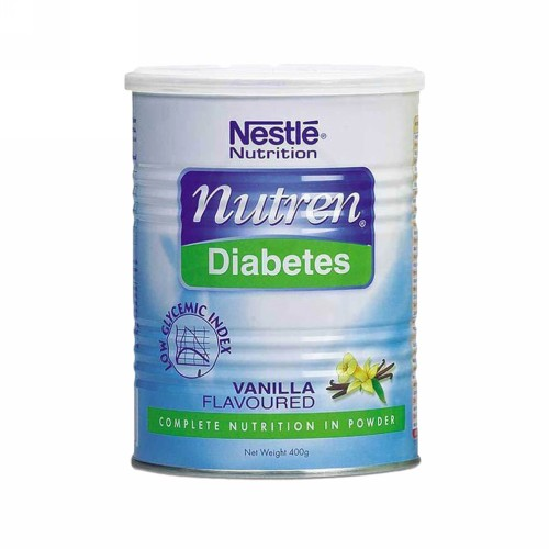 NUTREN SUSU PENYANDANG DIABETES 400 GRAM BOX