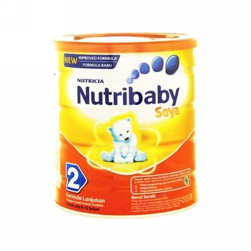 NUTRIBABY ROYAL SOYA 2 SUSU 800 GRAM