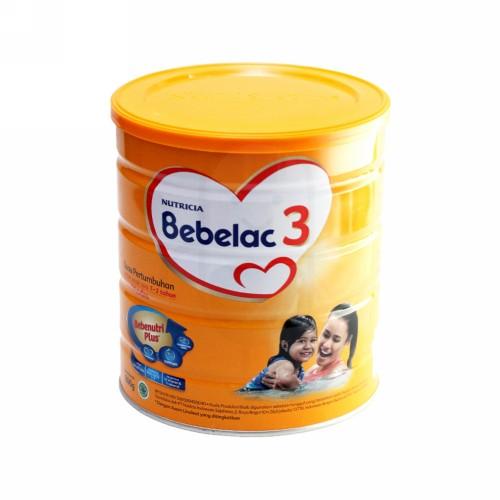 NUTRICIA BEBELAC 3 USIA 1-3 TAHUN RASA MADU 800 GRAM KALENG
