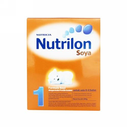 NUTRILON SOYA 1 SUSU 400 GRAM