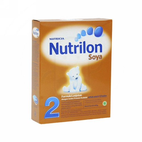 NUTRILON SOYA 2 SUSU 400 GRAM