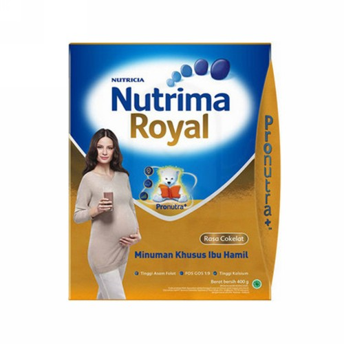 NUTRIMA ROYAL PRONUTRA SUSU 400 GRAM
