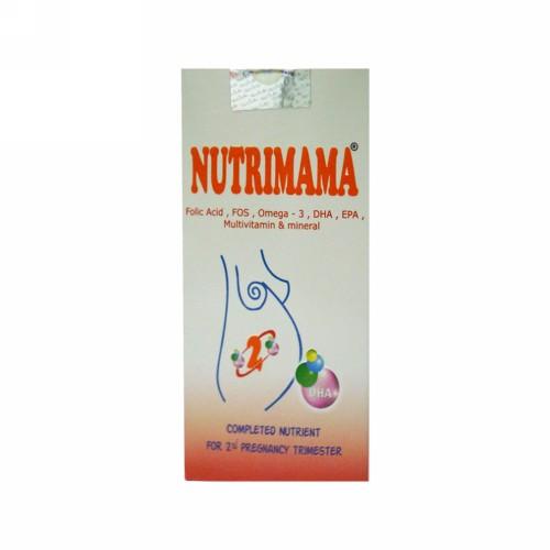 NUTRIMAMA 1 BOX 30 KAPSUL
