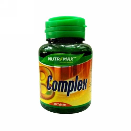 NUTRIMAX B COMPLEX BOX 30 KAPSUL