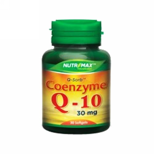 NUTRIMAX CO Q10 CHEW KAPSUL 30 PCS