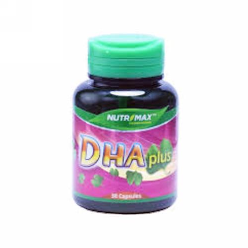 NUTRIMAX DHA PLUS BOX 30 KAPSUL