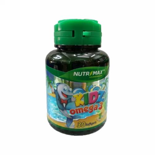 NUTRIMAX KIDZ OMEGA 3 BOX 30 KAPSUL