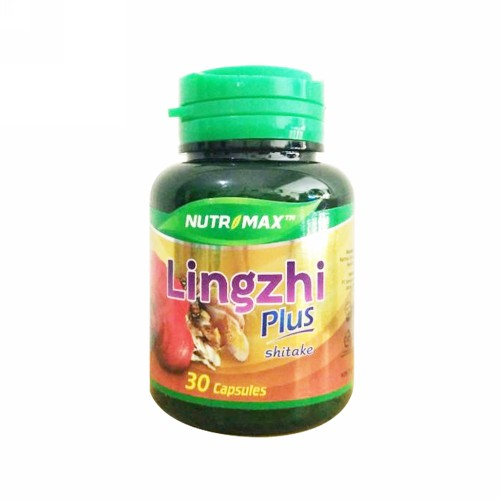 NUTRIMAX LINGZHI PLUS BOX 30 KAPSUL