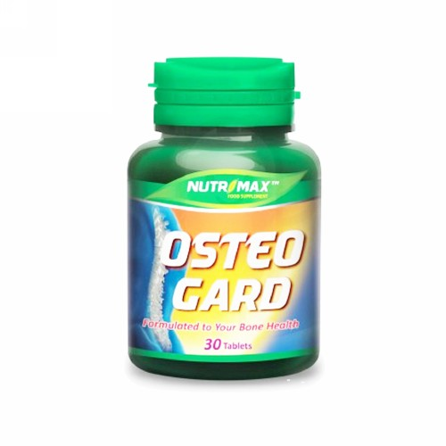 NUTRIMAX OSTEO GARD BOX 30 KAPSUL