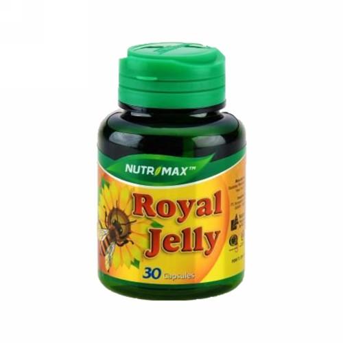 NUTRIMAX ROYAL JELLY BOX 30 KAPSUL