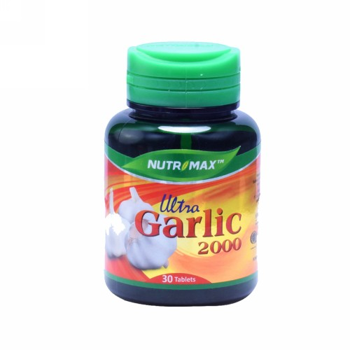 NUTRIMAX ULTRA GARLIC BOX 30 TABLET