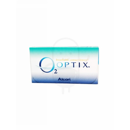 O2 OPTIX SILICONE HYDROGEL MONTHLY CLEAR LENS (-0.75) BENING