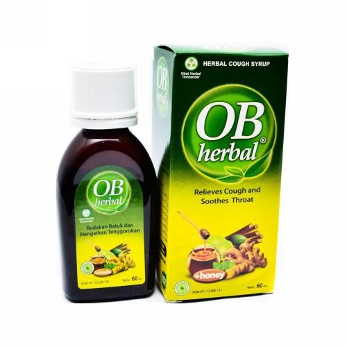 OBHERBAL SIRUP 60 ML