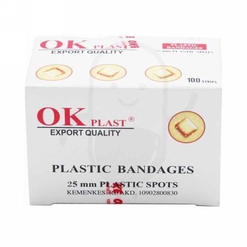 OKE PLAST SPOTS PLASTICS