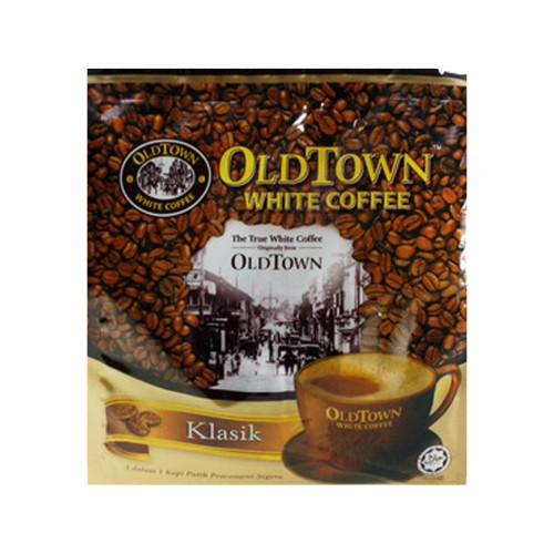 OLD TOWN WHITE COFFEE CLASSIC SACCHET 40 GRAM