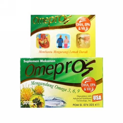 OMEPROS BOX 30 KAPSUL