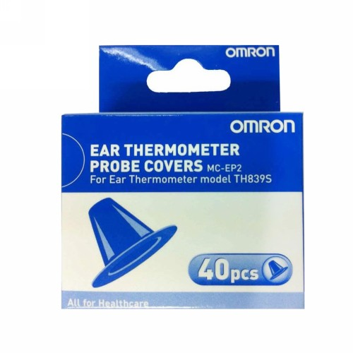 OMRON EAR THERMOMETER PROBE COVERS