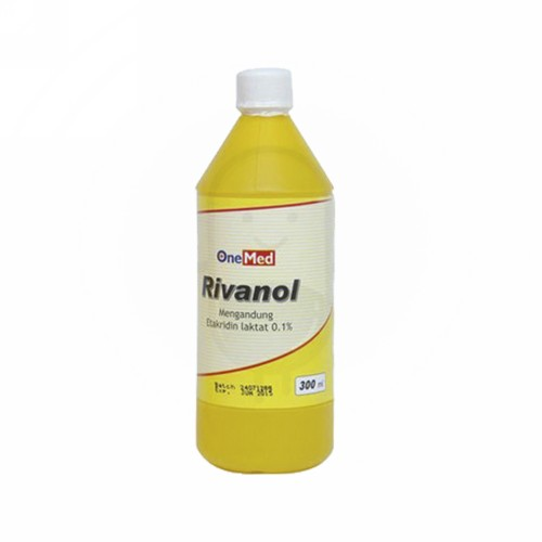 ONE MED RIVANOL 300 ML